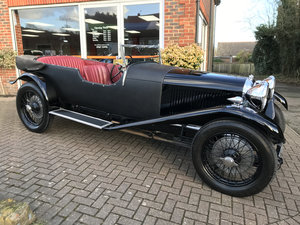1930 LAGONDA 2-LITRE LOW CHASSIS SPEED MODEL TOURER For Sale