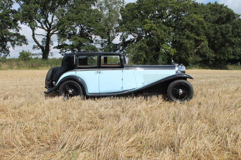 1935 Lagonda M45 Pillarless Saloon For Sale (picture 1 of 6)