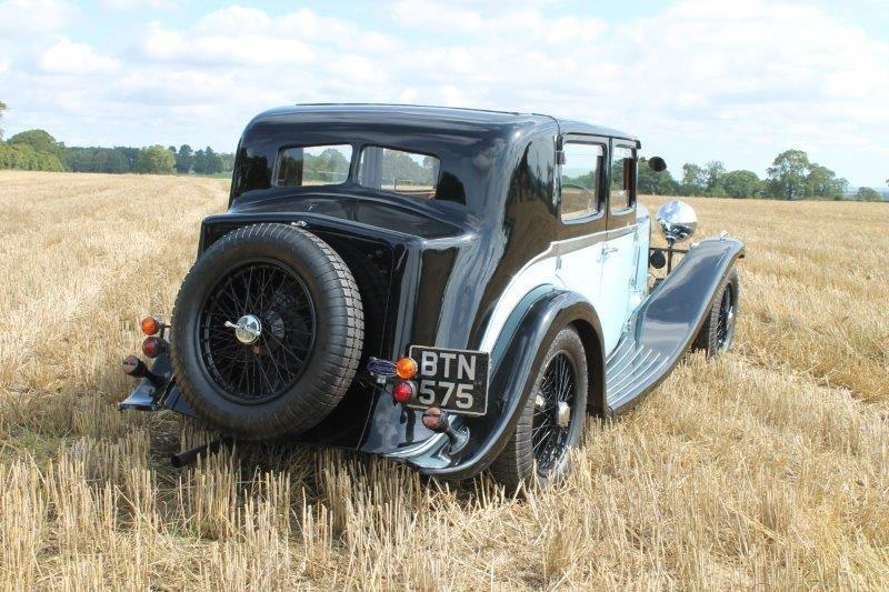 1935 Lagonda M45 Pillarless Saloon For Sale (picture 3 of 6)