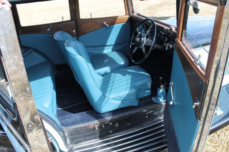 1935 Lagonda M45 Pillarless Saloon For Sale (picture 4 of 6)