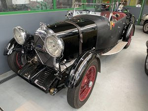 1932 Lagonda 2L Supercharged Low Chassis
