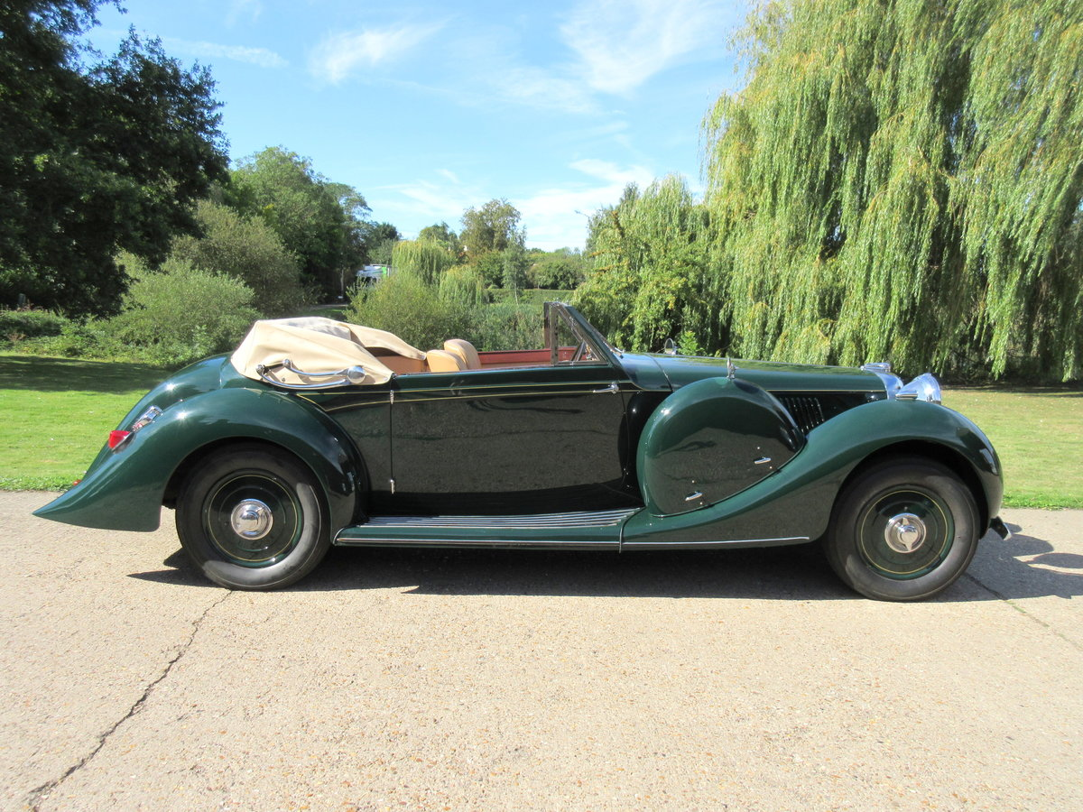 1939 Lagonda LG6 Roadster DHC For Sale (picture 2 of 6)