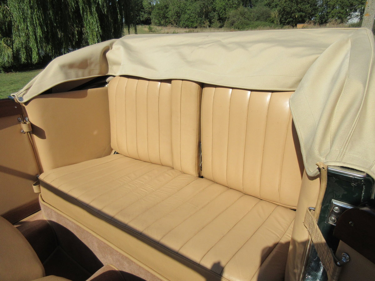 1939 Lagonda LG6 Roadster DHC For Sale (picture 6 of 6)