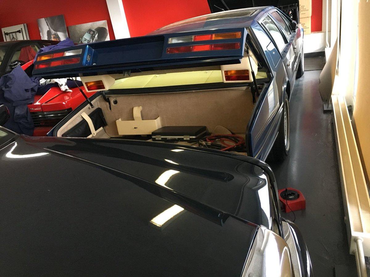 1986 Aston Martin Lagonda Series 2 for sale For Sale (picture 3 of 3)