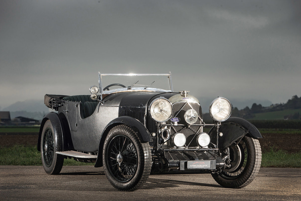 1931 Rare Lagonda 2-Litre Low Chassis Tourer For Sale (picture 1 of 6)
