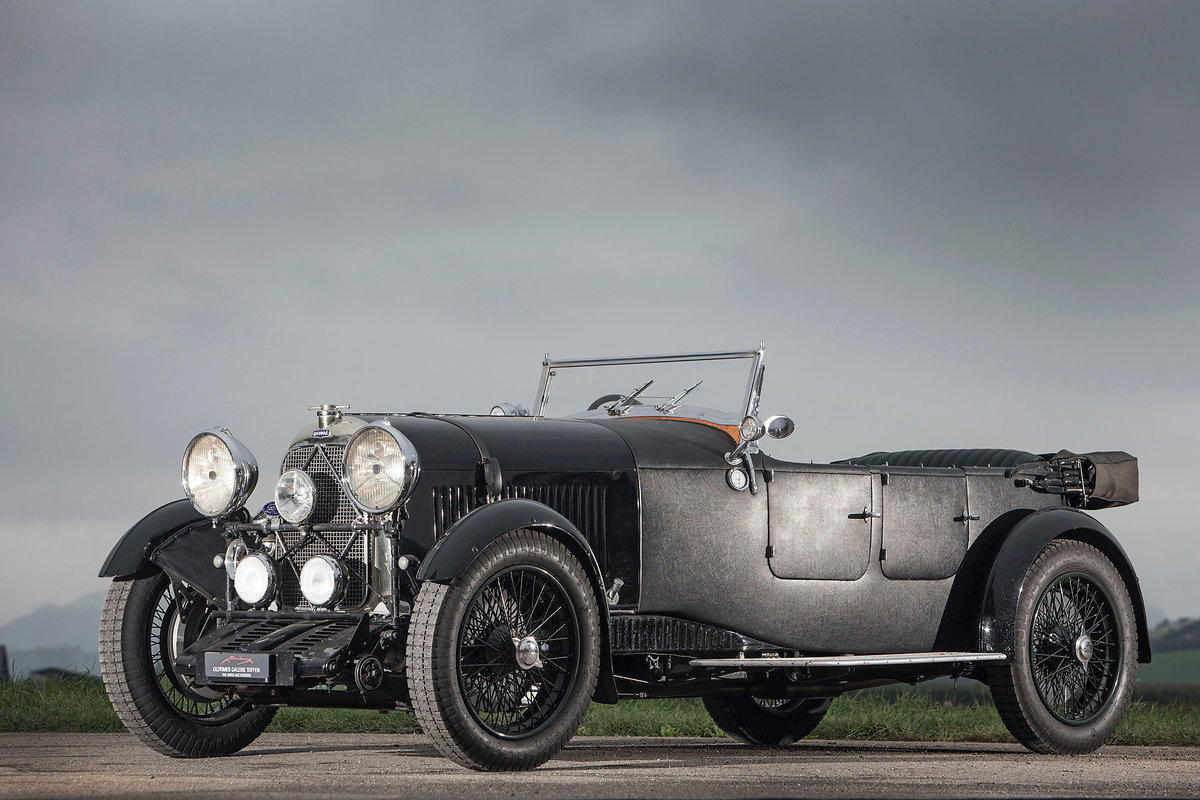 1931 Rare Lagonda 2-Litre Low Chassis Tourer For Sale (picture 2 of 6)