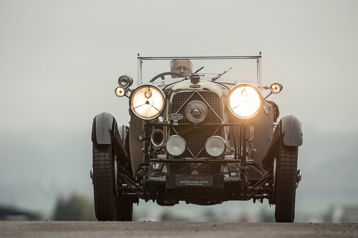 1931 Rare Lagonda 2-Litre Low Chassis Tourer For Sale (picture 3 of 6)