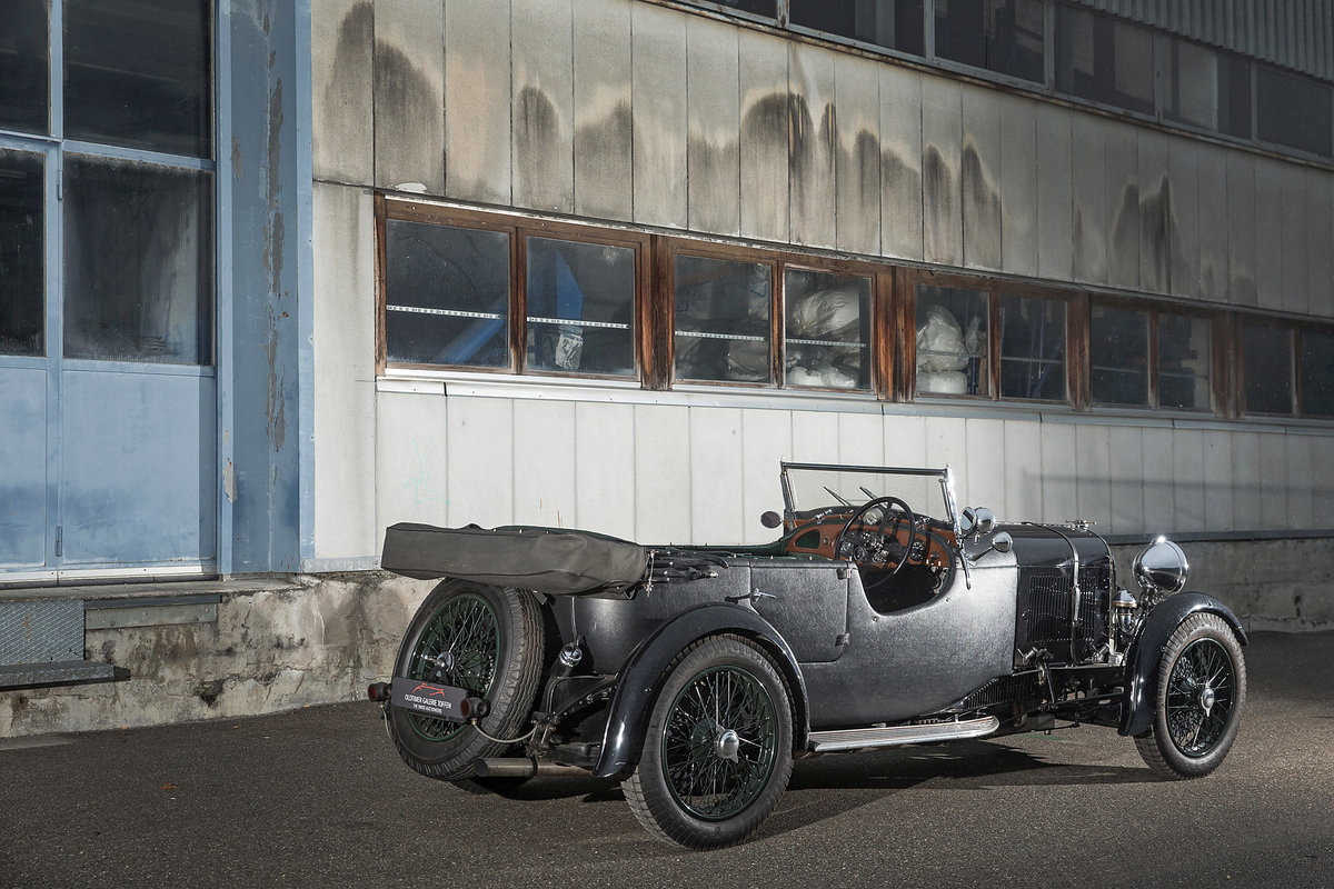 1931 Rare Lagonda 2-Litre Low Chassis Tourer For Sale (picture 6 of 6)