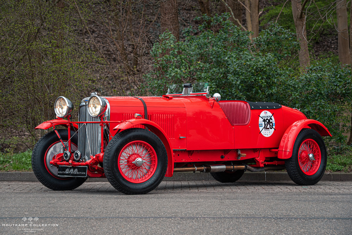 1936 LAGONDA LG45, a thrilling and superb event entrant For Sale (picture 1 of 6)