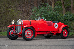 1936 LAGONDA LG45, a thrilling and superb event entrant