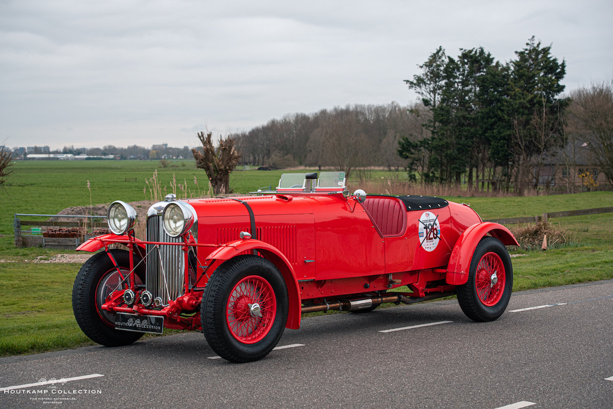 1936 LAGONDA LG45, a thrilling and superb event entrant For Sale (picture 3 of 6)