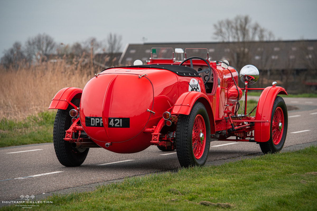 1936 LAGONDA LG45, a thrilling and superb event entrant For Sale (picture 4 of 6)