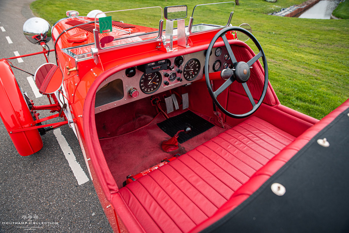 1936 LAGONDA LG45, a thrilling and superb event entrant For Sale (picture 5 of 6)