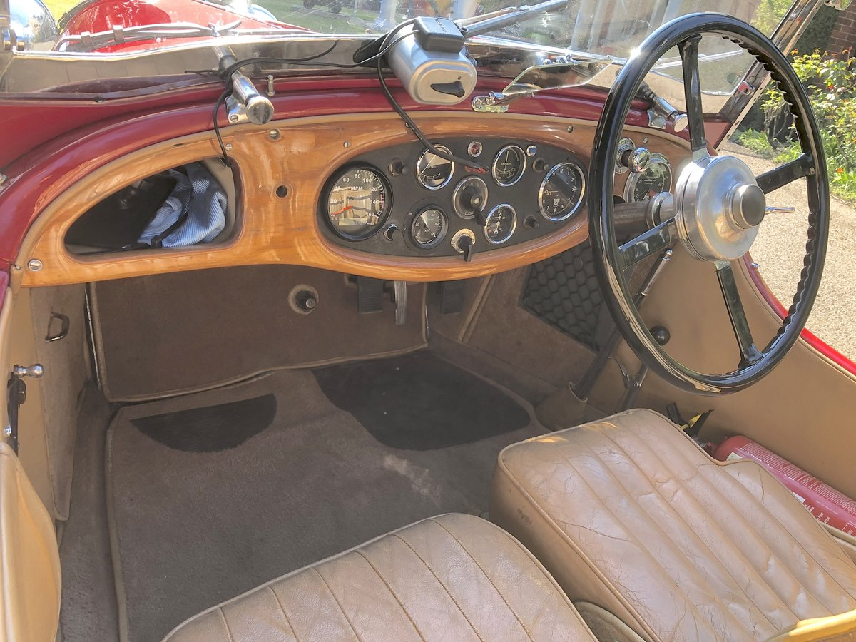 1934 LAGONDA S TYPE 16/80 T7 Tourer For Sale (picture 5 of 6)