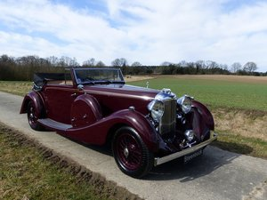Picture of 1936 Lagonda LG45 Convertible - older restoration in good shape