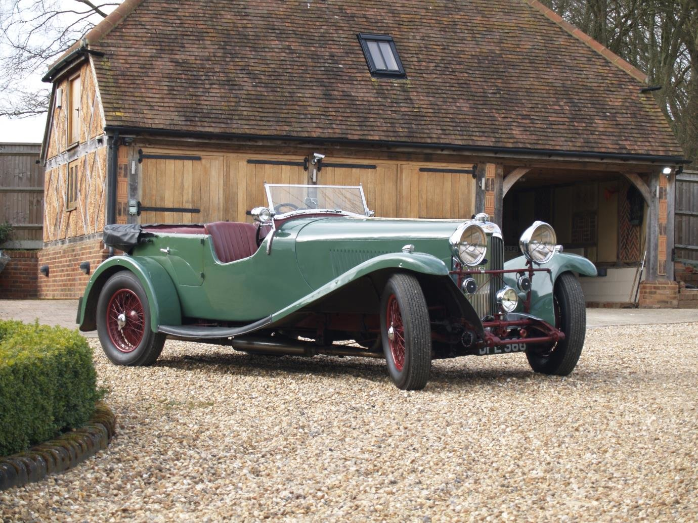 1934 Lagonda 3L Tourer with M45 style body For Sale (picture 1 of 6)