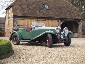 1934 Lagonda 3L Tourer with M45 style body