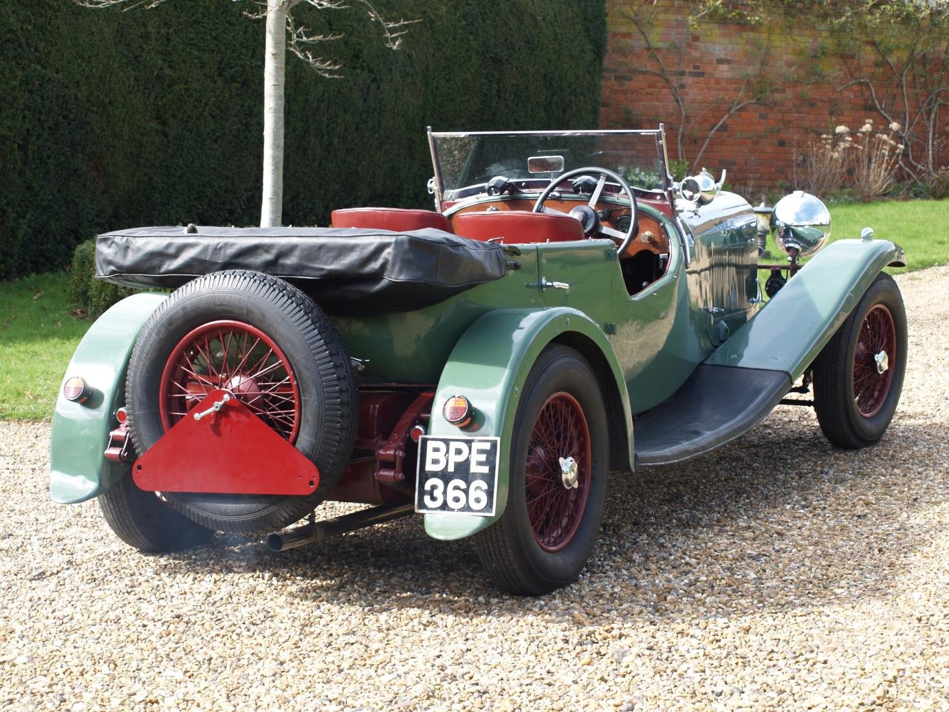 1934 Lagonda 3L Tourer with M45 style body For Sale (picture 3 of 6)
