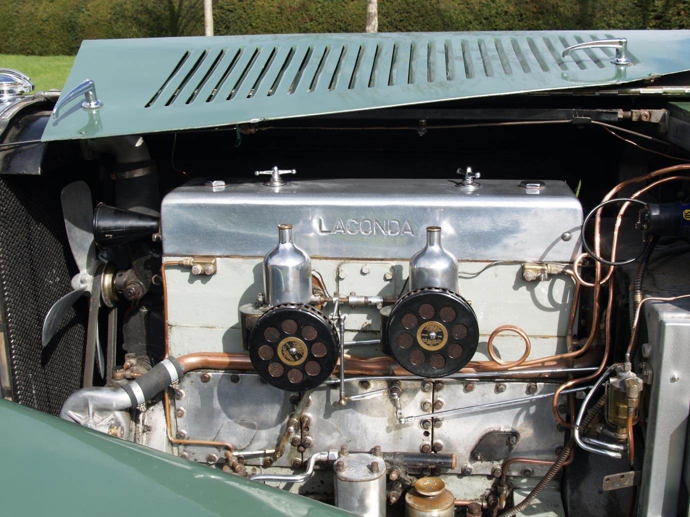 1934 Lagonda 3L Tourer with M45 style body For Sale (picture 5 of 6)