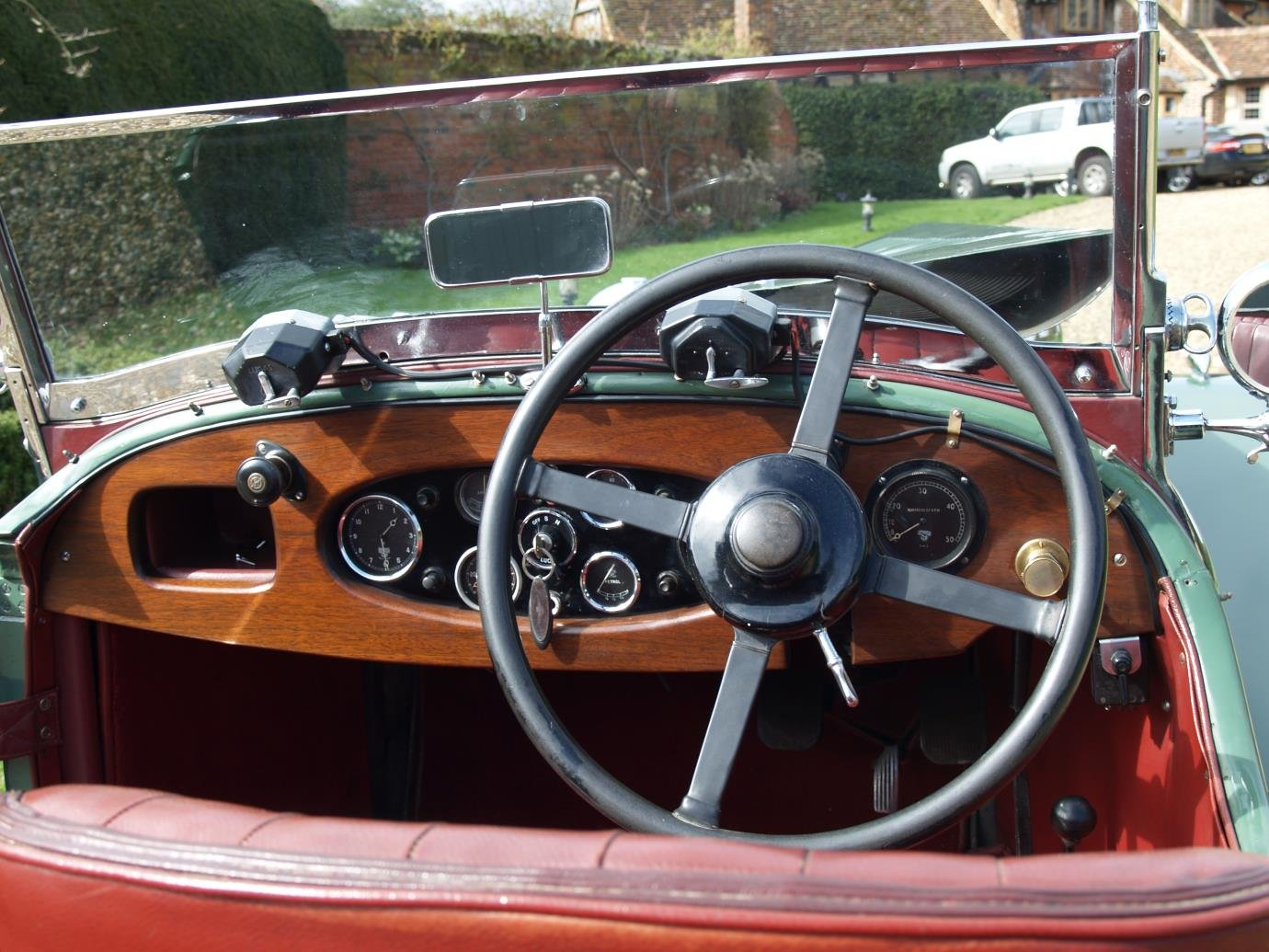 1934 Lagonda 3L Tourer with M45 style body For Sale (picture 6 of 6)
