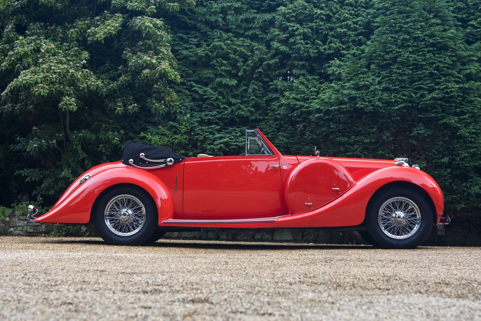 1938 Lagonda LG6 Drop Head Coupe For Sale (picture 1 of 6)
