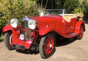 1934 LAGONDA S TYPE 16/80 T7 Tourer