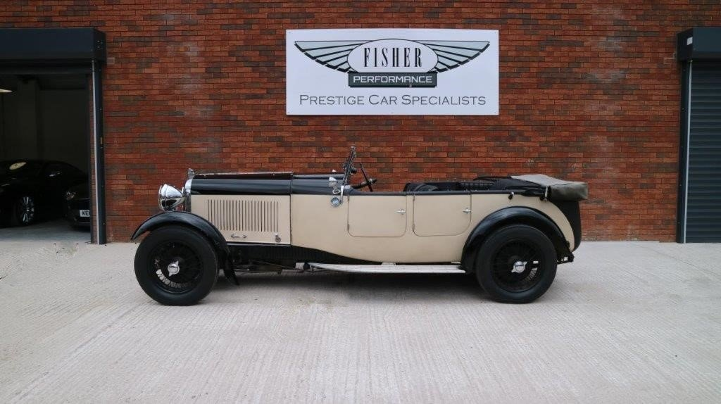 Lagonda 2 litre with T3 body - 1931 - 1 of only 3 vehicles For Sale (picture 1 of 6)