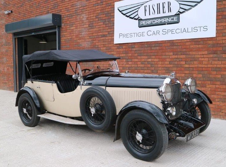 Lagonda 2 litre with T3 body - 1931 - 1 of only 3 vehicles For Sale (picture 2 of 6)