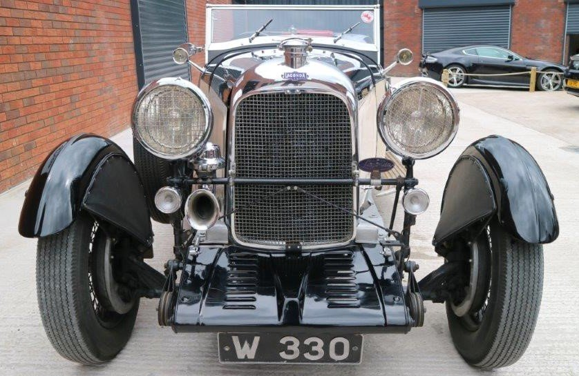 Lagonda 2 litre with T3 body - 1931 - 1 of only 3 vehicles For Sale (picture 4 of 6)