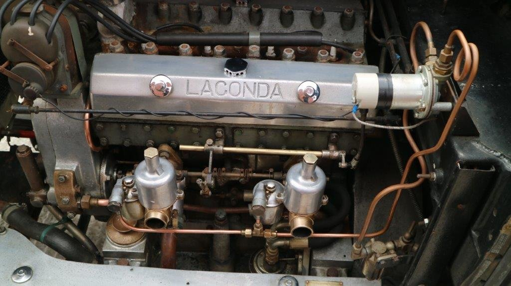 Lagonda 2 litre with T3 body - 1931 - 1 of only 3 vehicles For Sale (picture 5 of 6)