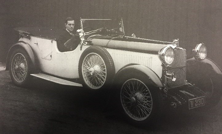 Lagonda 2 litre with T3 body - 1931 - 1 of only 3 vehicles For Sale (picture 6 of 6)