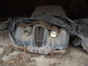 1951 Lagonda 2.6 Litre Saloon