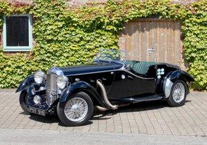1937 Lagonda LG45 to Rapide Specification