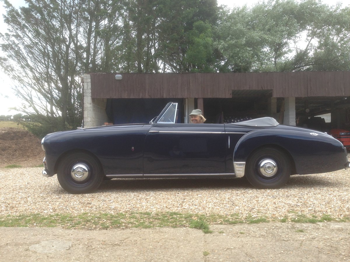 1953 LAGONDA 3Ltr DHC For Sale (picture 1 of 4)