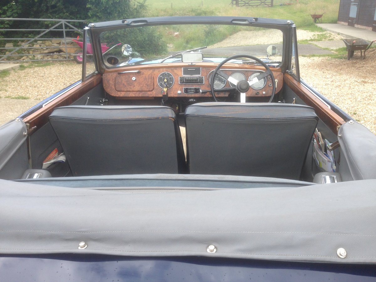 1953 LAGONDA 3Ltr DHC For Sale (picture 3 of 4)