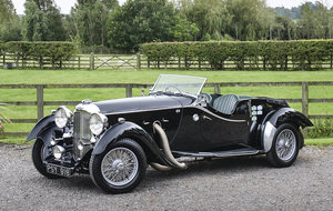 Picture of 1937 Lagonda LG45 to Rapide Specification