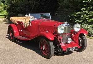 Picture of 1934 LAGONDA S TYPE 16/80 T7 Tourer For Sale