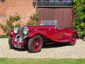 1934 Lagonda M45 Rapide Tourer
