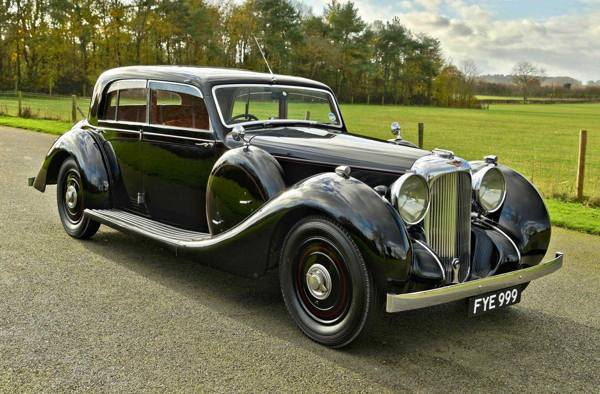 1939 LAGONDA V12 SPORTS SALOON For Sale (picture 1 of 3)