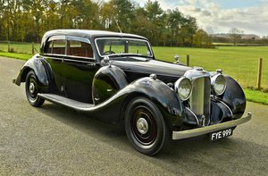 Picture of 1939 LAGONDA V12 SPORTS SALOON For Sale