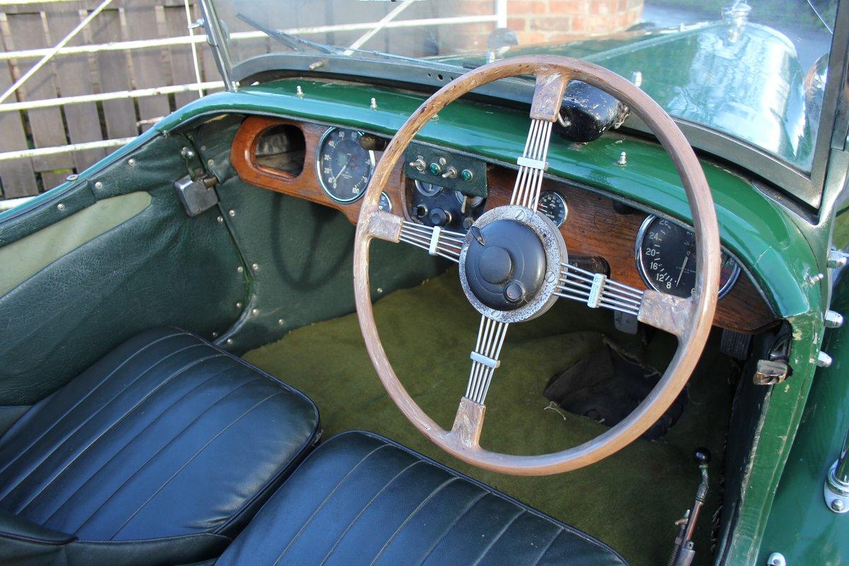 1934 Lagonda Rapier Four Seat Tourer, Usable Example For Sale (picture 7 of 16)