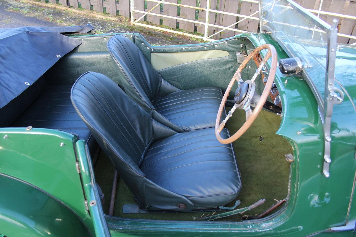 1934 Lagonda Rapier Four Seat Tourer, Usable Example For Sale (picture 8 of 16)