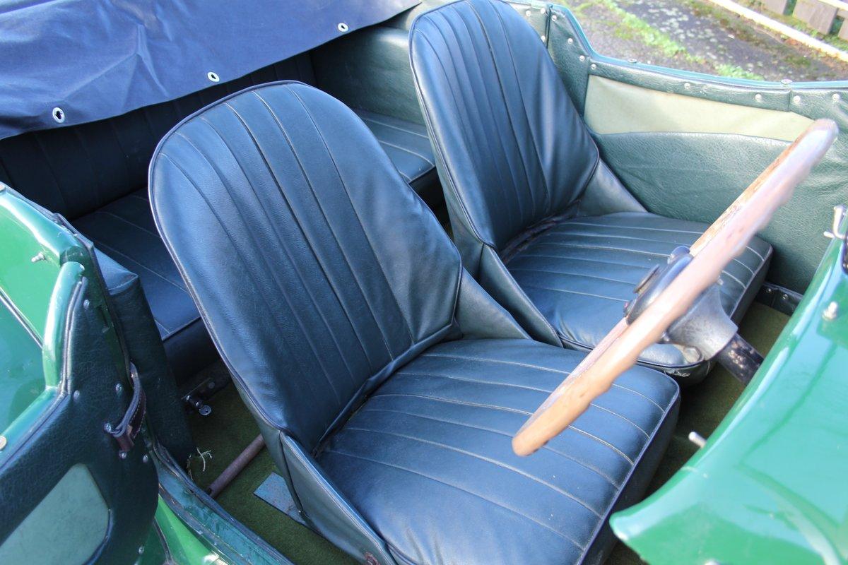 1934 Lagonda Rapier Four Seat Tourer, Usable Example For Sale (picture 9 of 16)