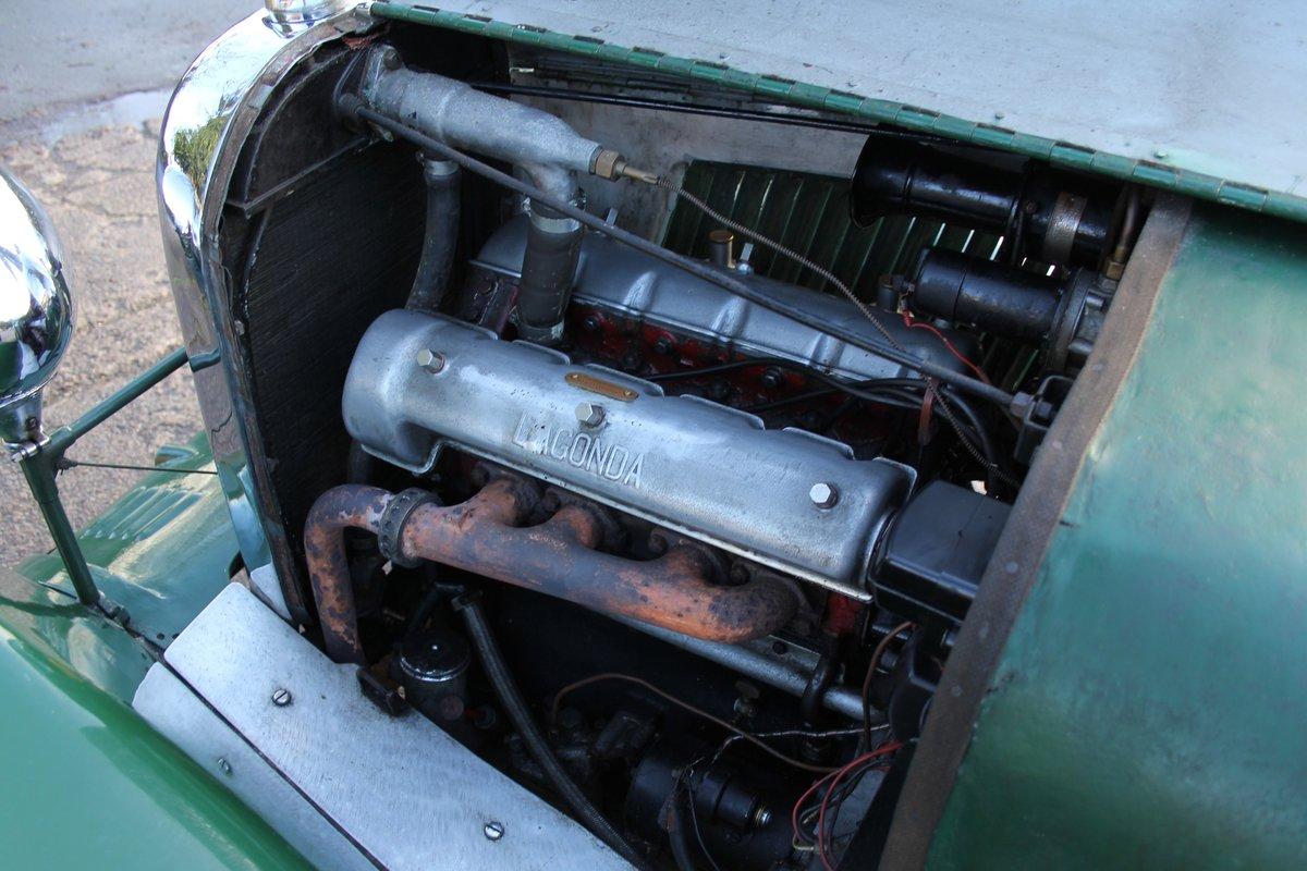 1934 Lagonda Rapier Four Seat Tourer, Usable Example For Sale (picture 13 of 16)