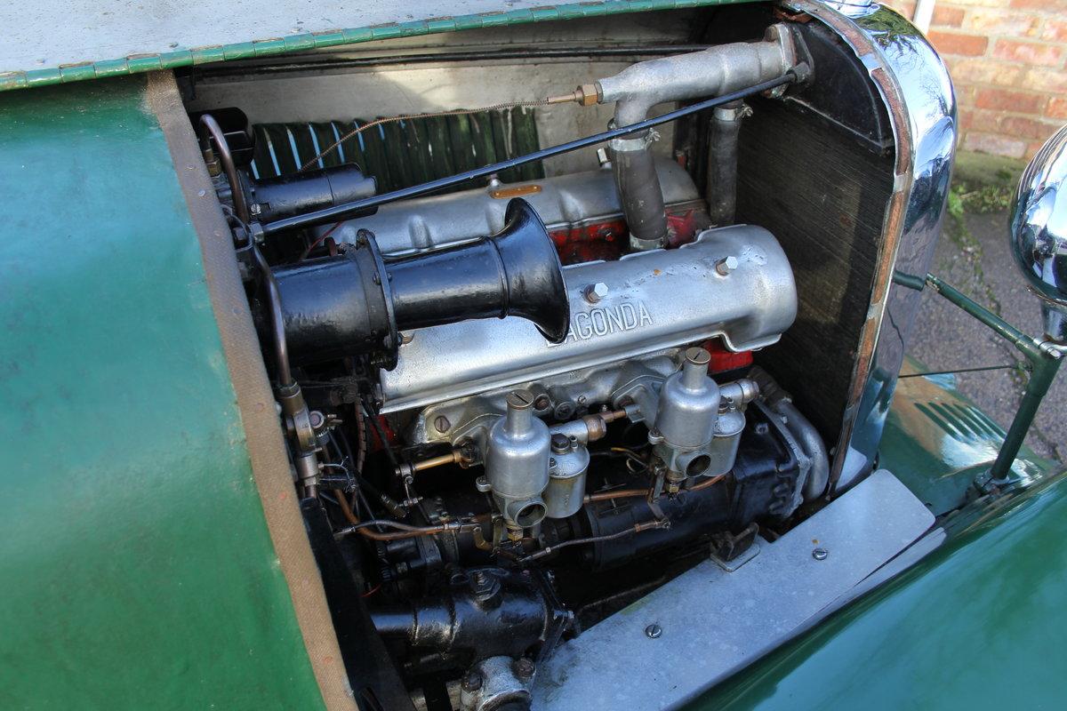 1934 Lagonda Rapier Four Seat Tourer, Usable Example For Sale (picture 15 of 16)