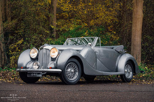 Picture of 1938 LAGONDA V12 DROPHEAD COUPÉ, extremely rare example For Sale