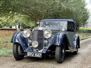 Picture of 1935 Lagonda M45 Rapide Three Position Drophead Coupe For Sale by Auction