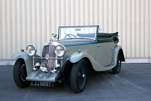 Picture of 1933 Lagonda 2 Litre Continental 3pos. DHC For Sale