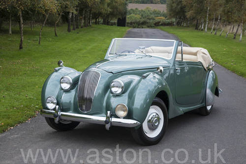 1951 Lagonda 3.0 DHC For Sale (picture 1 of 6)