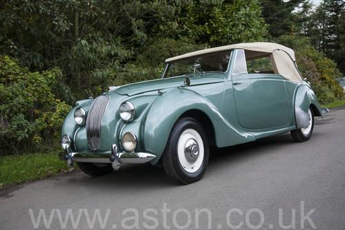 1951 Lagonda 3.0 DHC For Sale (picture 2 of 6)